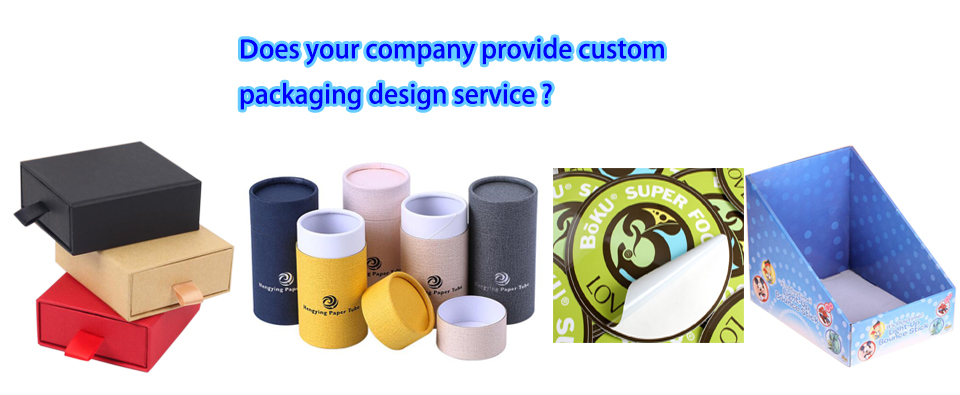 Does your company provide custom packaging design servic